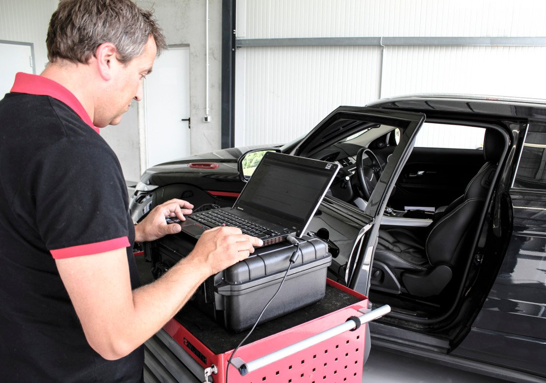 Chiptuning OBD2 v3 f/ür Trax 1.4 1.6 Power Chip Box Tuning Benzin