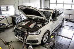 Audi SQ7: Tuning from DTE
