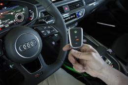 PedalBox<sup>+</sup> in the sporty Audi RS5