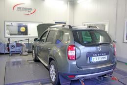 Dacia Duster Motortuning
