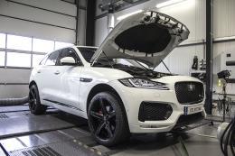 Jaguar F-Pace Chiptuning