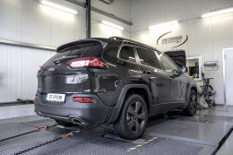 Jeep Cherokee Chiptuning