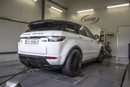 Land Rover Chiptuning