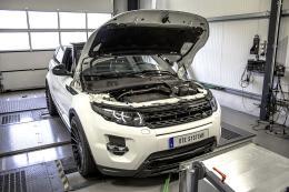 Range Rover Evoque Chiptuning