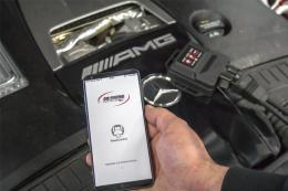 Mercedes AMG Chiptuning