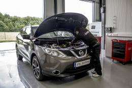 Nissan Chiptuning
