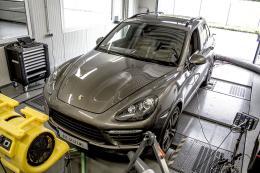 Chiptuning für Porsche Cayenne