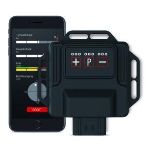 PowerControl X mit Smartphone-App von DTE