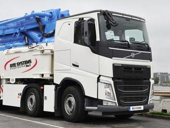 Mehr PS-Leistung für den Volvo FH 540