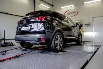 Der Mannheimer Morgen berichtet über den Peugeot 3008 mit PowerControl von DTE Systems