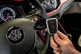 PedalBox<sup>+</sup>: Noch mehr Fahrspaß im neuen Volkswagen