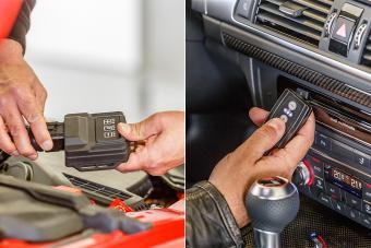 Audi Chiptuning und Gaspedaltuning