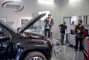 La presse parle du tuning DTE pour le VW Amarok