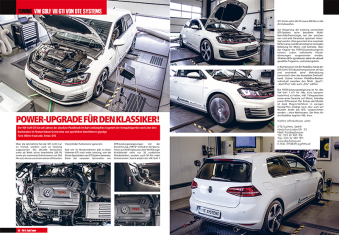 DTE Tuning Presse Golf 7