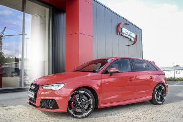 Más potencia para el Audi RS 3