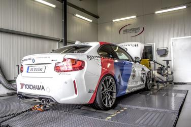 Chiptuning for the BMW M2