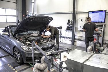 BMW M 235i (F23)をチップチューニング