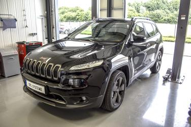 Jeep Cherokee chip tuning