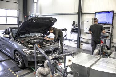 Chip tuning BMW M235i