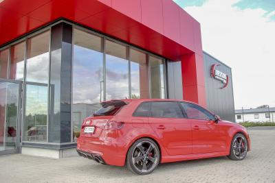 Chip tuning Audi RS3