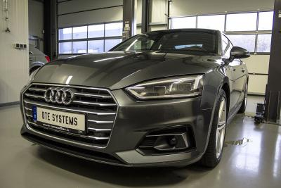 Gaspedal-Tuning von DTE Systems im A5