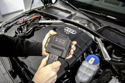 Audi-Tuning: Bessere Performance mit Smartphone App