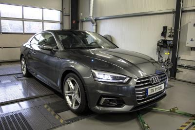 Audi A5: Leistungssteigerung mit dem DTE-Tuning