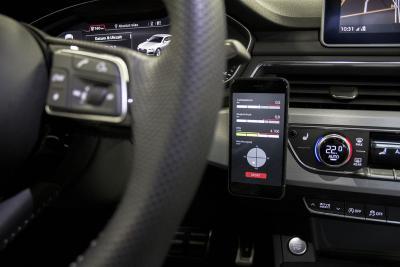 PowerControl App: Neu! Sport-Instrumente für den Fahrer