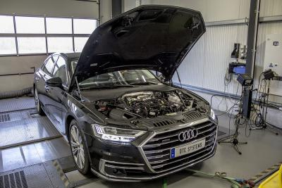 DTE tuning: chiptuning pre nove Audi A8L