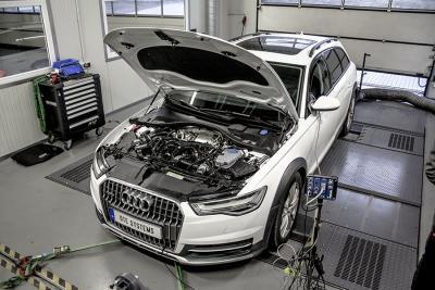 Audi A6: Mehr Performance mit DTE