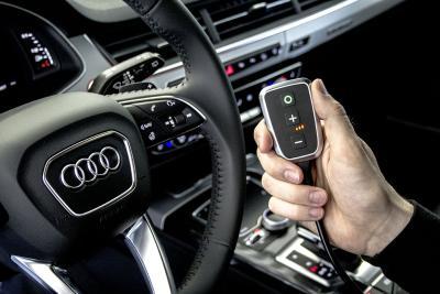 DTE PedalBox für den Audi SQ7