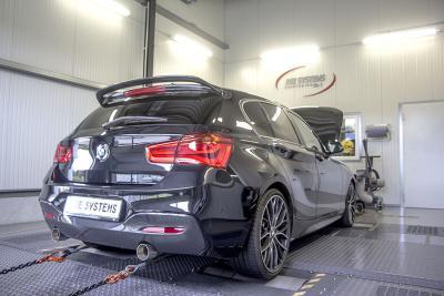 Chiptuning im BMW 1er 118d