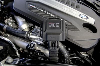 PowerControl: BMW chip tuning box from DTE