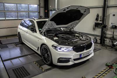 DTE tuning: BMW performance perfectly matched