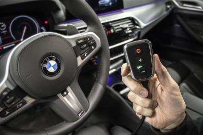 PedalBox: Better acceleration for the BMW