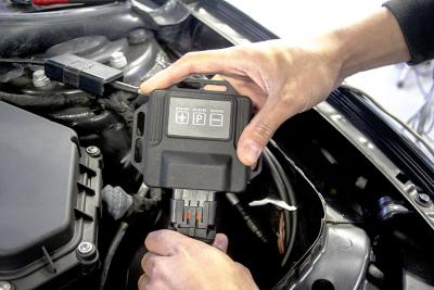 BMW 1er Motortuning