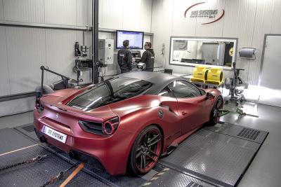 Chiptuning Ferrari 488 GTB
