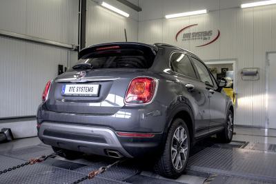 Tuning von DTE Systems für den Fiat 500X