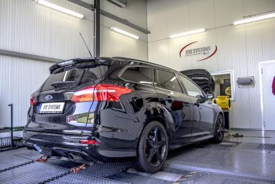 zvýšenie výkonu pre Ford Focus