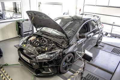 Ford Focus RS: Mehr PS und verbesserte Beschleunigung