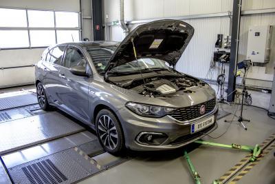 DTE-Tuning: Mehr Leistung für den Fiat Tipo