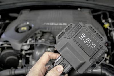 Chiptuning das Jaguar-SUV