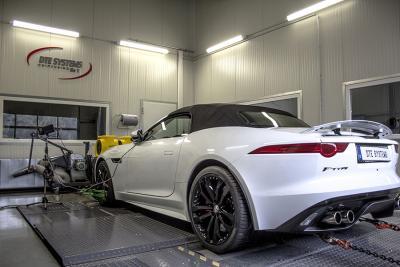 Jaguar F-Type: Mehr PS und mehr NM