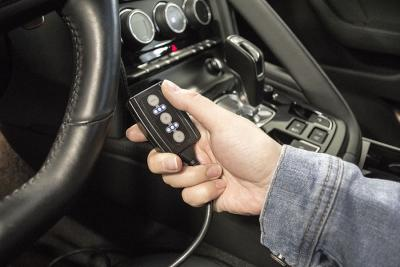 Jaguar Gaspedal-Tuning mit der PedalBox