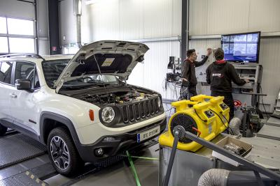 Chiptuning für den Jeep Renegade