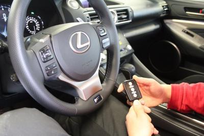 Beschleunigung Lexus RC F