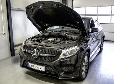 GLE-Tuning: Mehr Power für den Mercedes