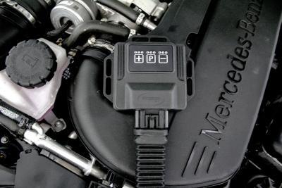 PowerControl: Mehr PS für Mercedes G-Klasse
