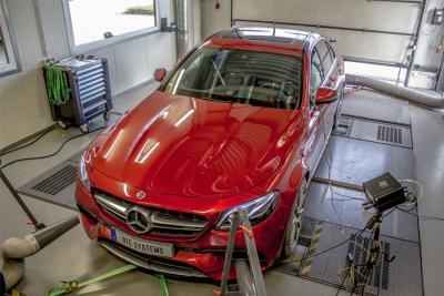 DTE-Tuning: Mehr Power für die sportliche AMG-Limousine