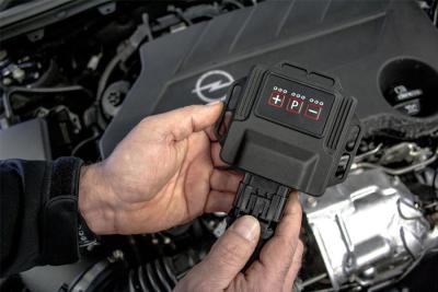 PowerControl X: Viac výkonu pre Insigniu